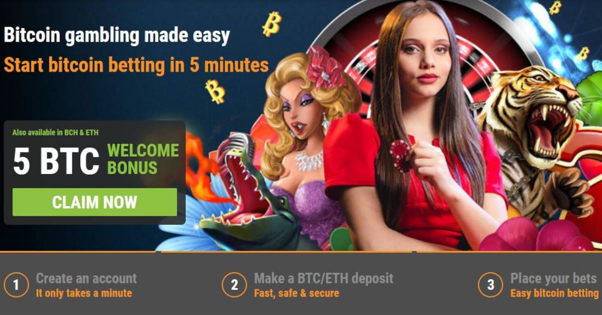 ฟรีหมุนสายฟ้าคาสิโน bitcoin